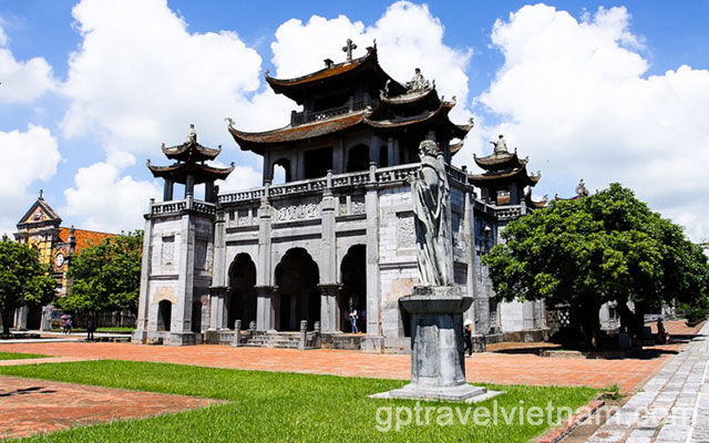 Ninh Binh, Phat Diem & le Jardin aux Oiseaux – 2 jours:  VEXN06