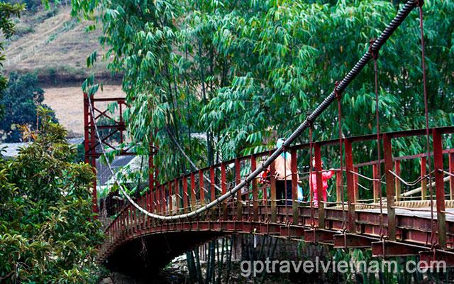 Randonnée à Hoang Su Phi – 6 jours:  VRAN09