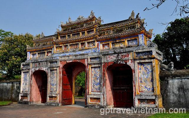 Merveilles du Centre du Vietnam – 7 jours:  VDEC04