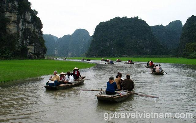 Ha Long, Ninh Binh & Delta du Mékong – 9 jours:  VDEN02