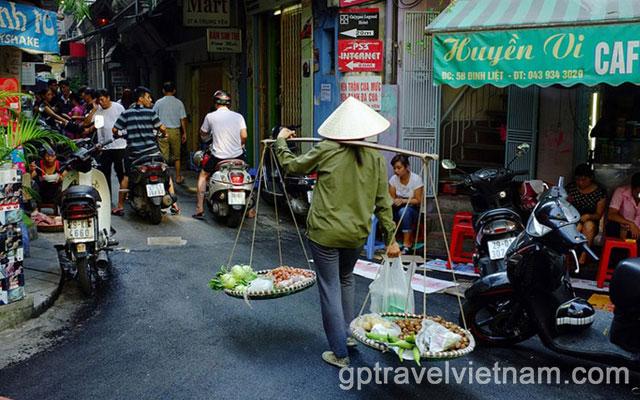 Hanoi Insolite: À travers ses venelles mystérieuses (demi-journée) – 1 jour: VVJN12